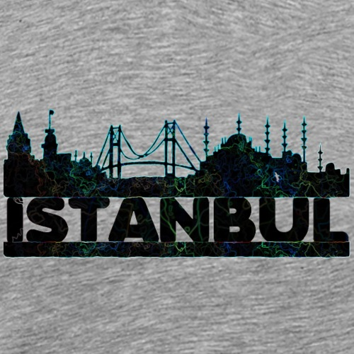 ISTANBUL 2 - Männer Premium T-Shirt