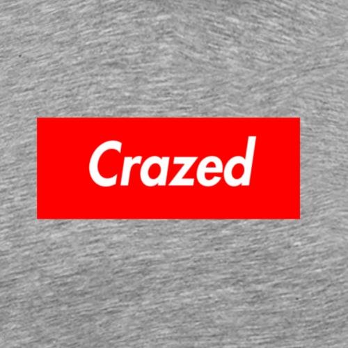 Crazed - Street Style Merch - Men's Premium T-Shirt