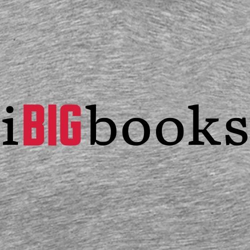 big books - Mannen Premium T-shirt