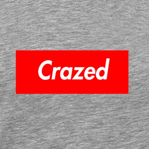 Crazed - Street Style Merch - Men's Premium T-Shirt