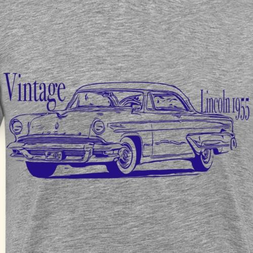 Auto Kollektion Lincoln vintage Lila