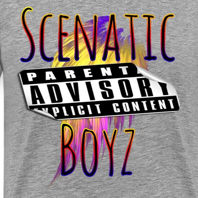 scenaticboyz frontshirt d