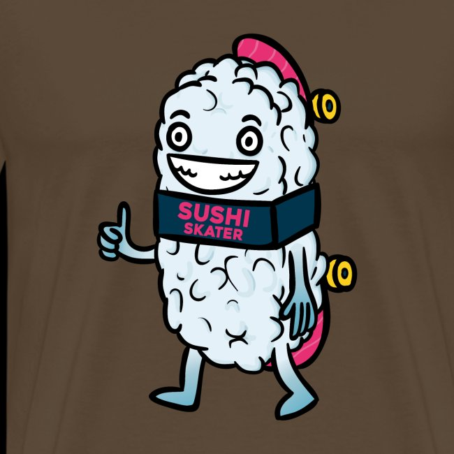 Sushi Skater foodcontest