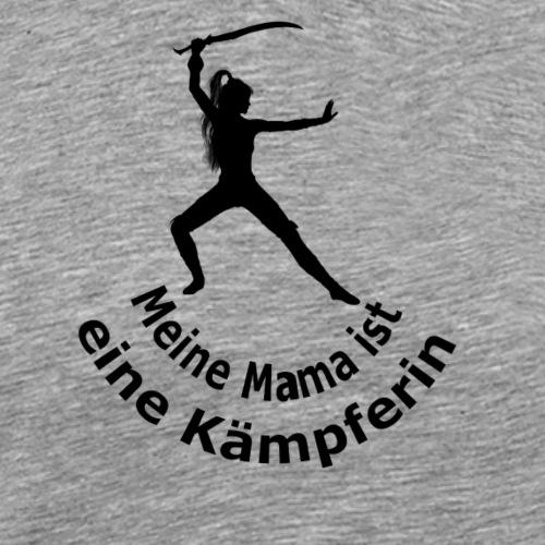 Mama Mutter - Männer Premium T-Shirt