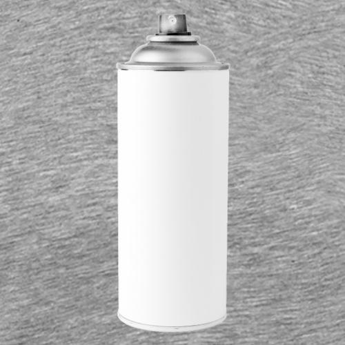 HipHop Graffiti Spraydose - Männer Premium T-Shirt