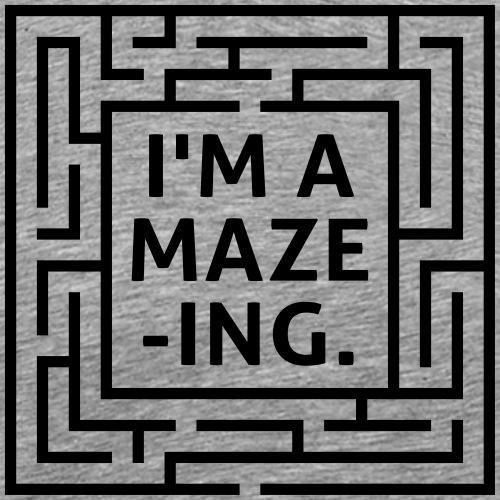 A maze -ING. Die Ingenieurs-Persönlichkeit.