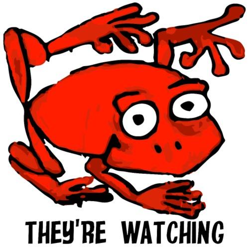 red frog - Maglietta Premium da uomo