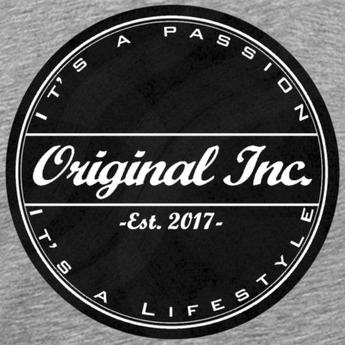 Logo classique - T-shirt Premium Homme
