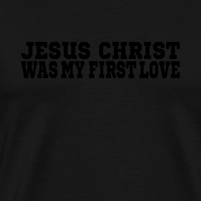Jesus Christus Lieben