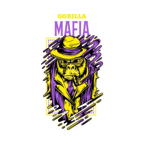 Gorilla Mafia - Männer Premium T-Shirt