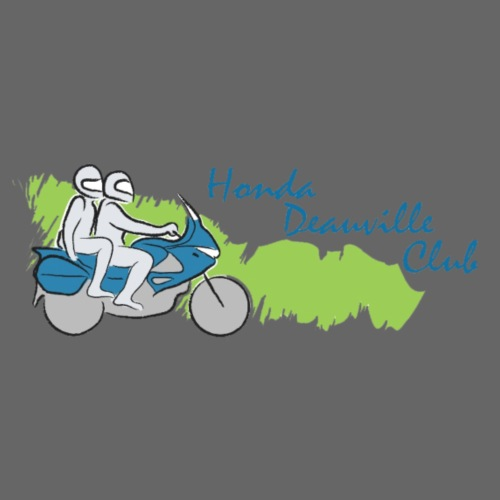 HDC logo - Mannen Premium T-shirt