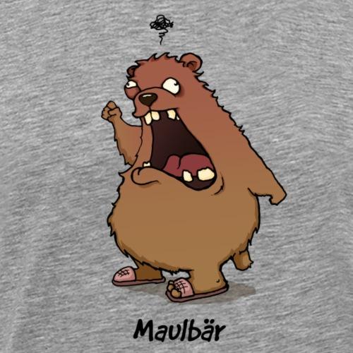 Maulbär - Männer Premium T-Shirt