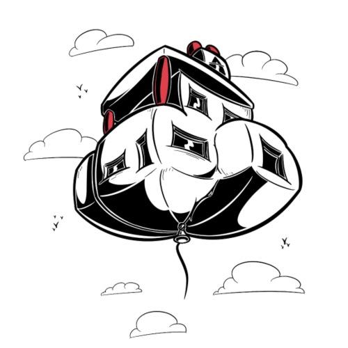 Ballon de maison - T-shirt Premium Homme