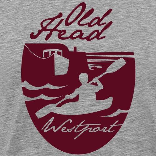 old head - Men's Premium T-Shirt