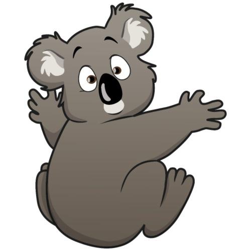 Koala Bär - Männer Premium T-Shirt