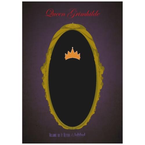 Queen Grimhilde - Maglietta Premium da uomo