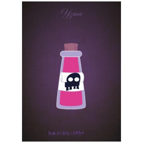 Yzma - Maglietta Premium da uomo