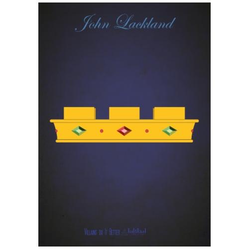 John Lackland - Maglietta Premium da uomo