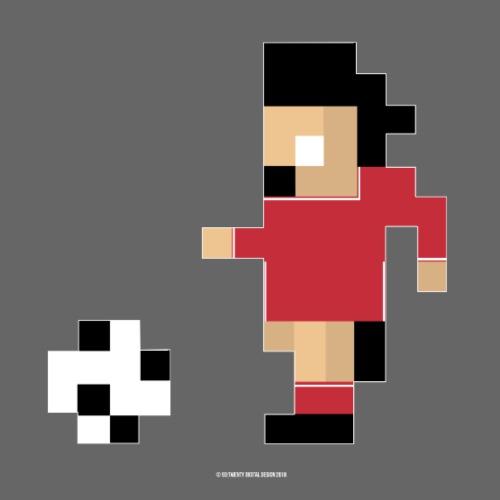 8 Bit Series - Liverpool 17/18 - Men's Premium T-Shirt