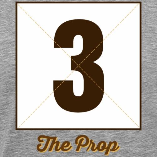 Prop3 Marplo - Maglietta Premium da uomo