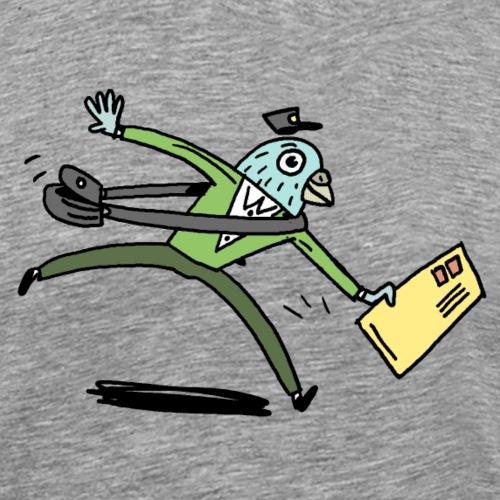 Kurier - Männer Premium T-Shirt