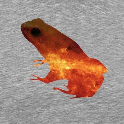 rana a doppia esposizione - Maglietta Premium da uomo
