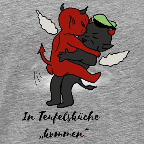 Teufelchen - Männer Premium T-Shirt