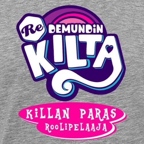 frienshipparasroolipelaaja png - Miesten premium t-paita