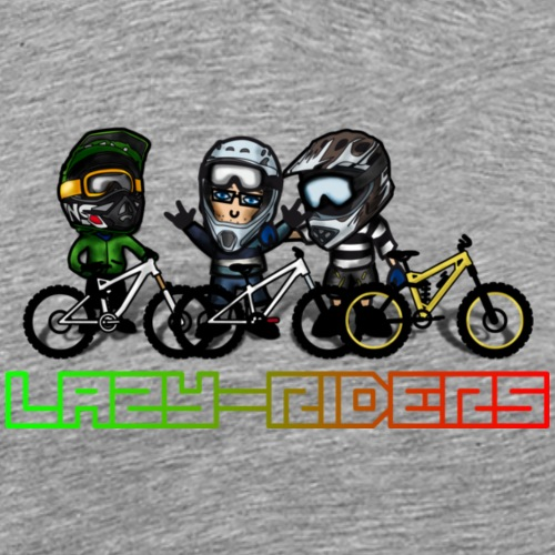 LAZY-RIDERS - Männer Premium T-Shirt
