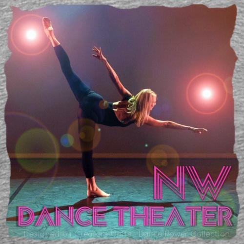 NW Dance Theater Original [DANCE POWER COLLECTION] - Men's Premium T-Shirt
