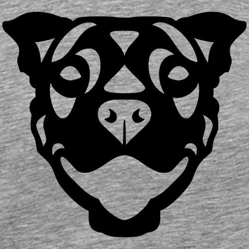 Terrier Terry - Männer Premium T-Shirt