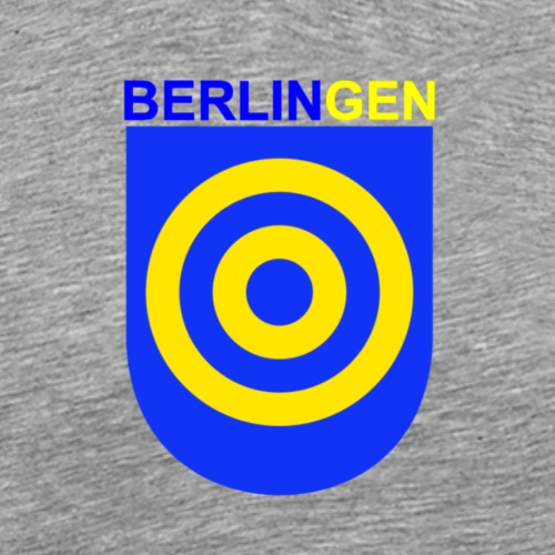 BERLIN-GEN - Männer Premium T-Shirt
