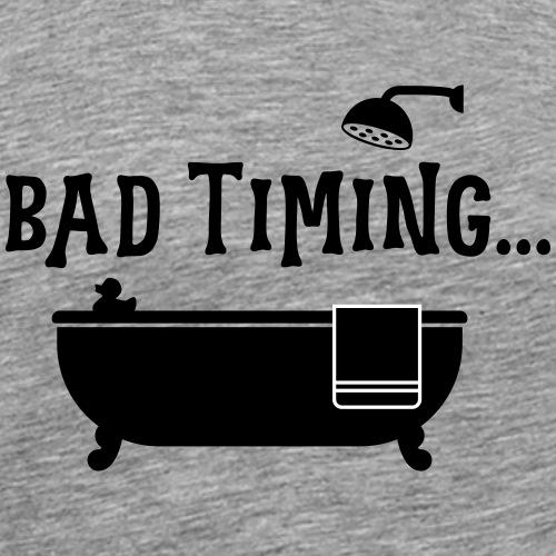 Bad - Mannen Premium T-shirt