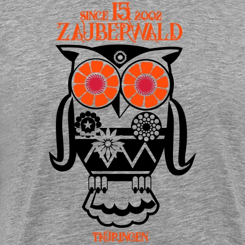zauberwald 2017 Thüringen - Männer Premium T-Shirt