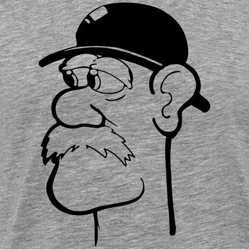 John Melone - Männer Premium T-Shirt