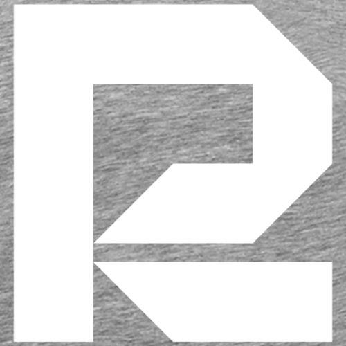 R 02 weiss - Männer Premium T-Shirt