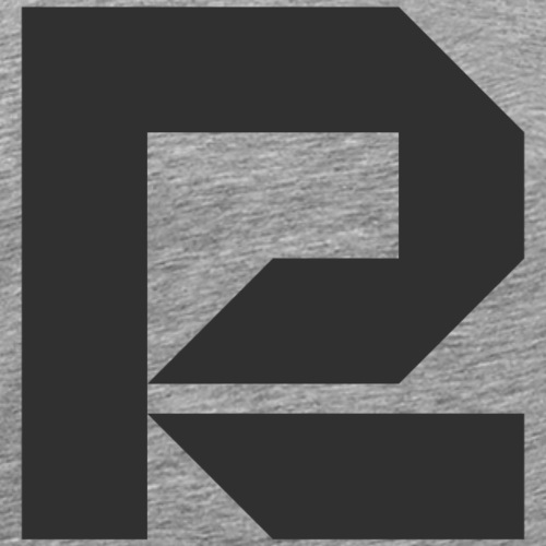 R 02 grau - Männer Premium T-Shirt
