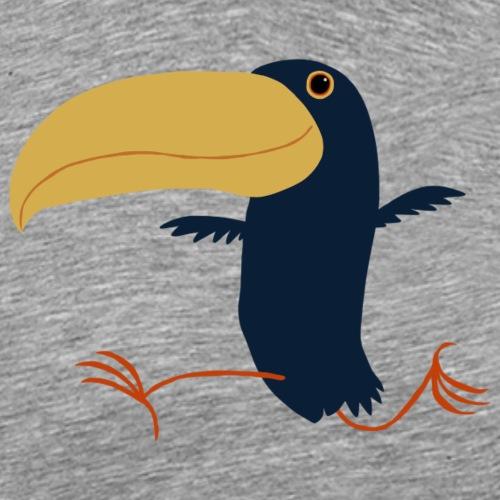 Schnabelvogel - Männer Premium T-Shirt