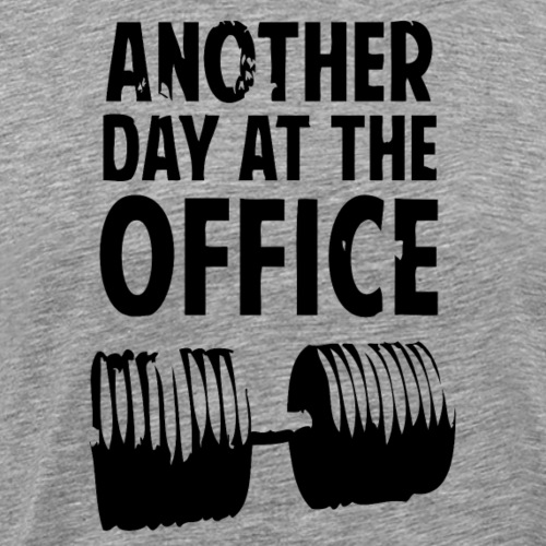 Another Day At The Office - T-shirt Premium Homme