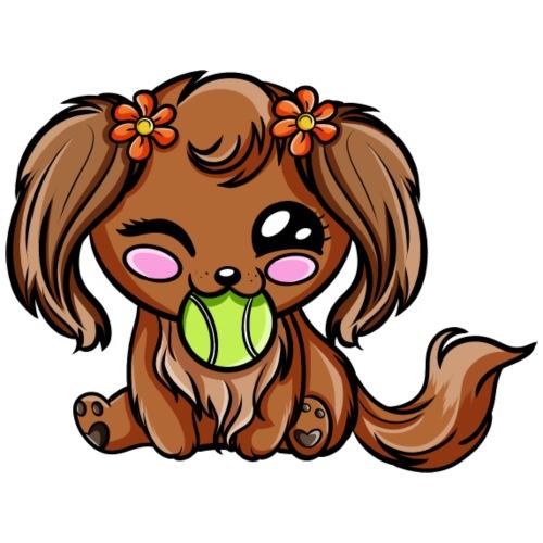 Puppy Dog Kawaii - T-shirt Premium Homme