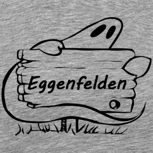 Eggenfelden ghost - Männer Premium T-Shirt
