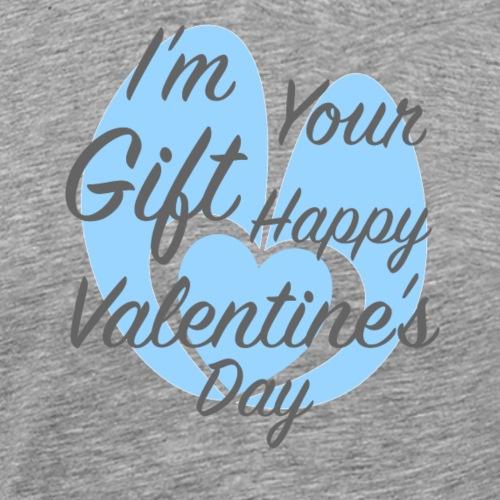 Valentine's Day Valentinstag - Männer Premium T-Shirt
