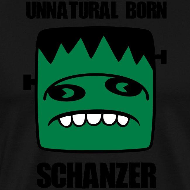 """Fonster """"unnatural born Schanzer"""""""