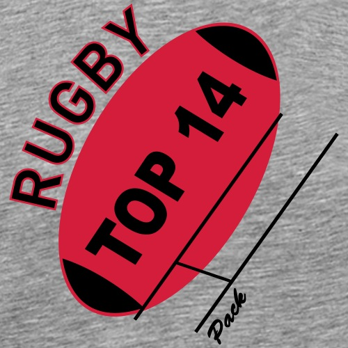 rugby_top_14 - T-shirt Premium Homme