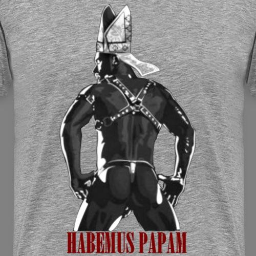 habemusfreikompl2 png - Männer Premium T-Shirt