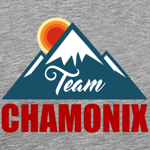 Chamonix - T-shirt Premium Homme