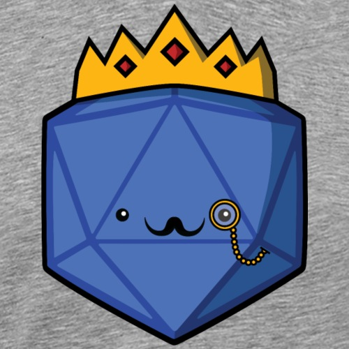 Dice King - Männer Premium T-Shirt
