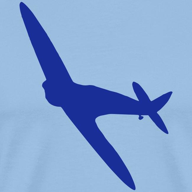 Spitfire Silhouette