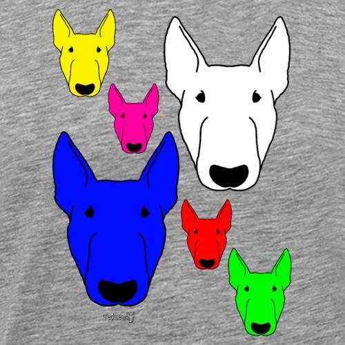 Bully Colours - Men's Premium T-Shirt