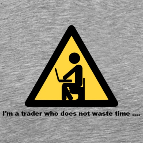 Trader - Men's Premium T-Shirt